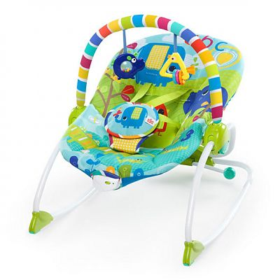 Bright Starts Balansoar 2 In 1 Merry Sunshine Rocker