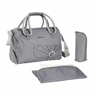 Badabulle Geanta pentru scutece Bowling Bag Grey