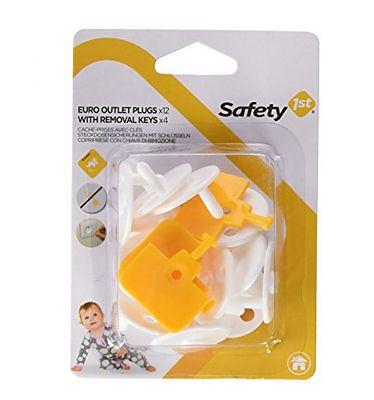 Safety 1st Aparatoare priza cu cheie 12 buc/blister