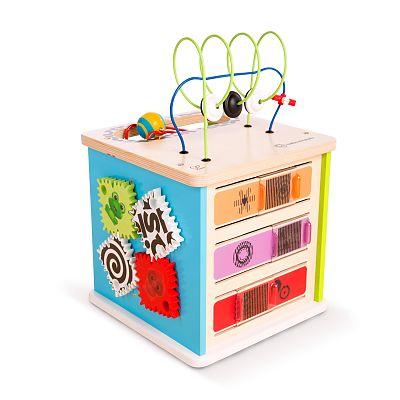 Bright Starts Baby Einstein – Centru de activitati - Hape Innovation Station