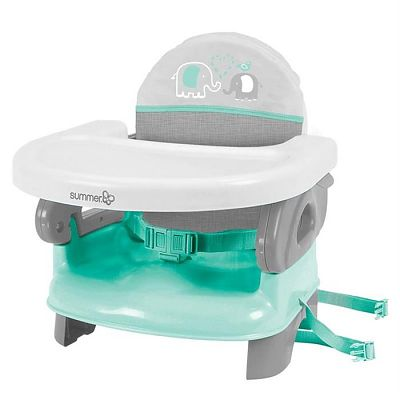 SUMMER Infant Booster Pliabil Deluxe Turquoise