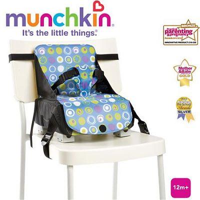 Munchkin Booster portabil Multifunctional