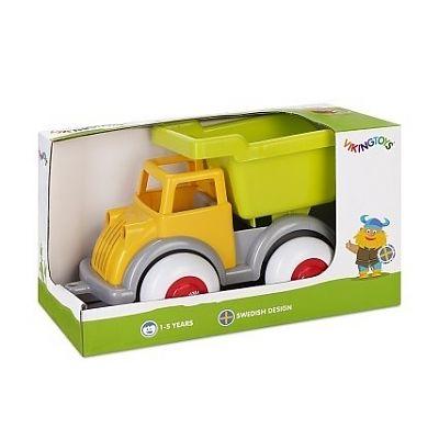 Viking Toys Camion Autobasculanta culori vesele - Midi