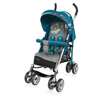 Baby Design Carucior sport Travel Quick 05 Turquoise 2017