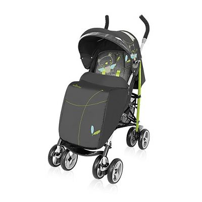 Baby Design Carucior sport Travel Quick 07 Stylish Gray 2018