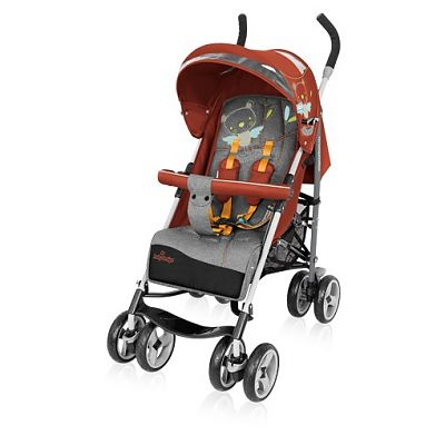 Baby Design Carucior sport Travel Quick 09 ORANGE 2017
