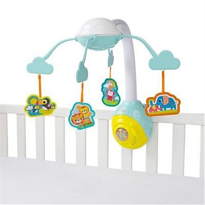 Bright Starts Carusel Soothing Safari 2 in 1 Mobile