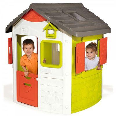 Smoby Casuta pentru copii Smoby Jura Logde Playhouse