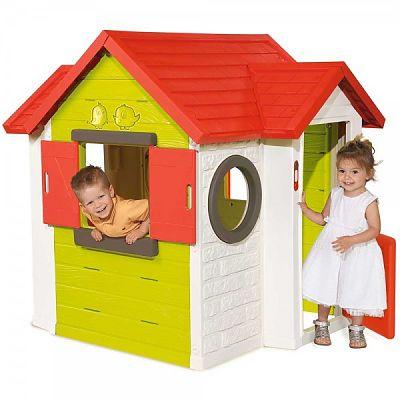 Smoby Casuta pentru copii Smoby My House