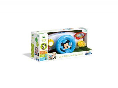 CLEMENTONI Baby Centru De Activitati Mickey Mouse