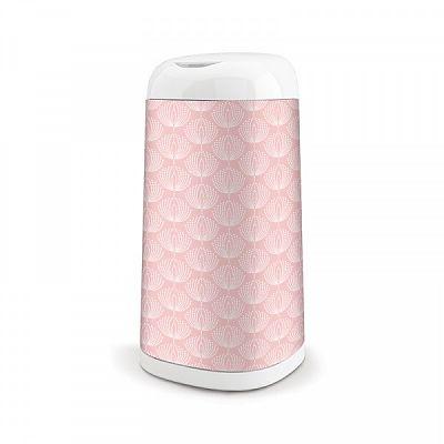 AngelCare Husa pentru cosul Dress UP - roz floricele