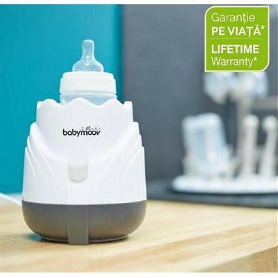 Babymoov Incalzitor pentru biberoane (recipiente) Warmer Tulip Cream