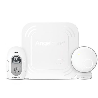 AngelCare Interfon si Monitor de miscare cu placa de detectie wireless AC117