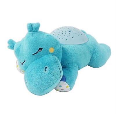 SUMMER Infant Lampa cu Sunete Si Proiectii, Hippo