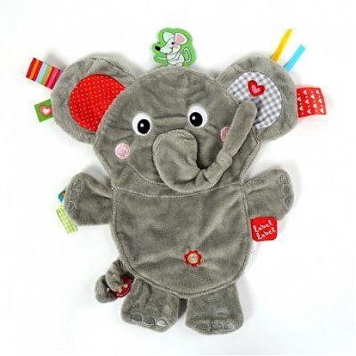 LABEL LABEL Minipaturica de somn si joaca Elefant
