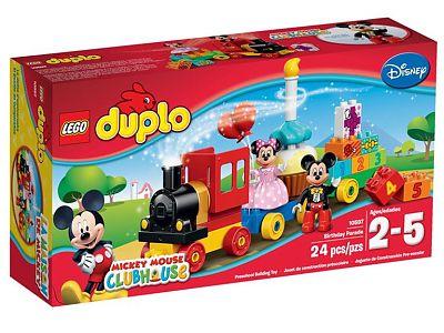 LEGO Parada de ziua lui Mickey si Minnie DUPLO