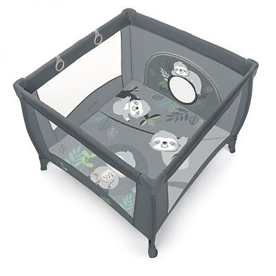 Baby Design PLAY UP TARC DE JOACA PLIABIL - 17 GRAPHITE 2020