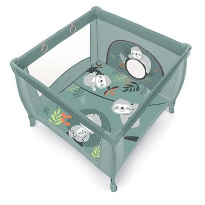 Baby Design PLAY UP TARC DE JOACA PLIABIL - 04 GREEN 2020