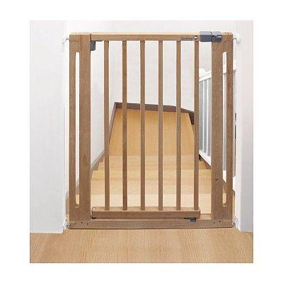 Safety 1st Poarta de siguranta Easy Close Wood