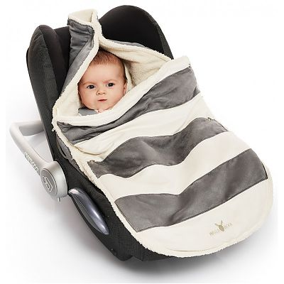 Wallaboo Port Bebe 0-12 luni Striped Grey