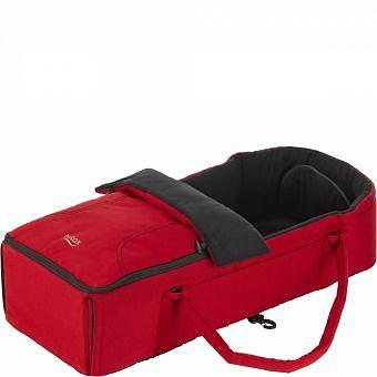 Britax-Romer Port bebe cu manere/Landou soft Flame Red
