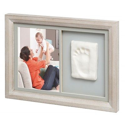 Baby Art Rama foto cu mulaj, WALL PRINT FRAME - STORMY new