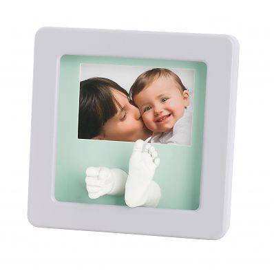 Baby Art Rama Photo Sculpture Frame Pastel