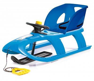 Prosperplast Sanie Bullet control seat albastra