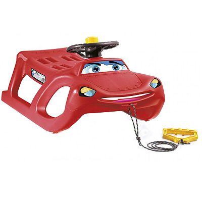 Prosperplast Saniuta Ziggi-Zet  Rosie cu volan