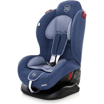 Coto Baby Scaun auto Swing 9-25 Kg - Melange Dark Blue