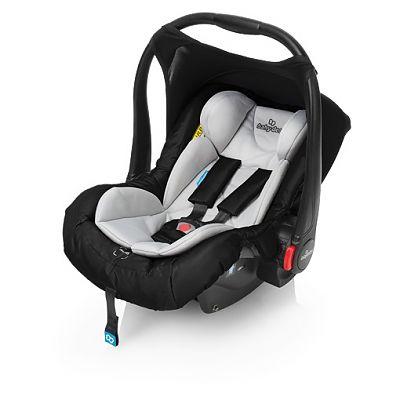 Baby Design Scoica auto 0-13 kg Leo 10 black 2018