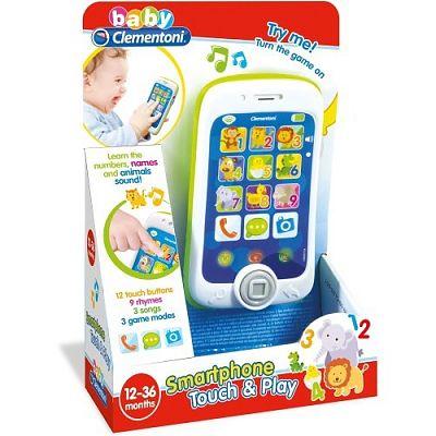 CLEMENTONI Baby Smartphone Interactiv