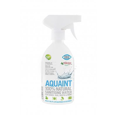 AQUAINT Spray -Apa sanitara electrolizata 500 ml