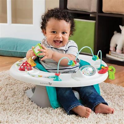 SUMMER Infant SuperScaunul 3 in 1 multiactivity