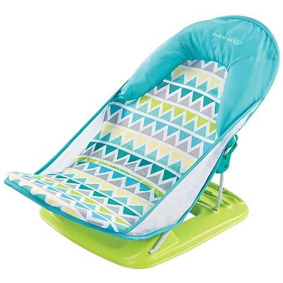 SUMMER Infant Suport Pentru Baita Deluxe Triangle Stripes