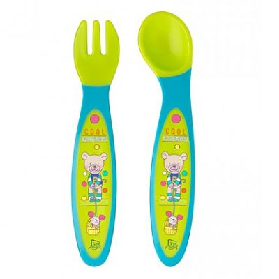 Rotho babydesign Tacamuri CoolFriends 6L+ Green