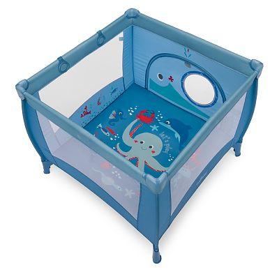 Baby Design Tarc de joaca cu inele ajutatoare Play 03 blue 2018