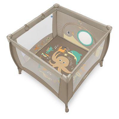 Baby Design Tarc de joaca cu inele ajutatoare Play 09 brown 2018