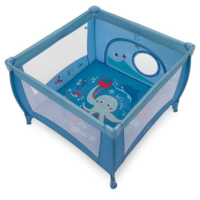 Baby Design Tarc de joaca Play 03 blue 2018