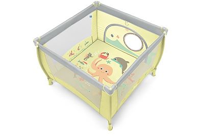 Baby Design Tarc de joaca Play 04 Light Green 2019