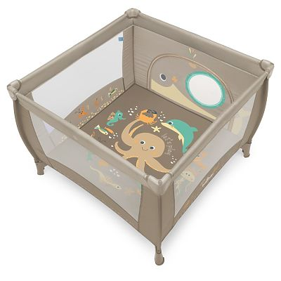 Baby Design Tarc de joaca Play 09 brown 2018